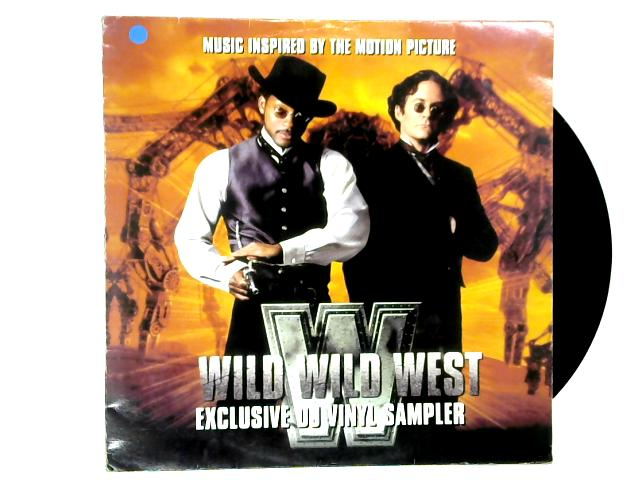 Music Inspired By The Motion Picture Wild Wild West 12in promo by Various