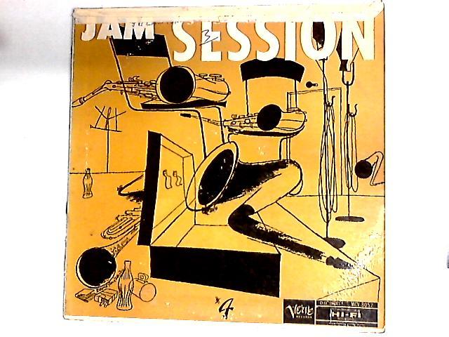 Norman Granz' Jam Session #4 LP By Various