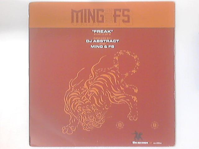 Freak (Part 2 of 2) by Ming & FS