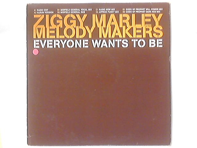 Everyone Wants To Be by Ziggy Marley And The Melody Makers