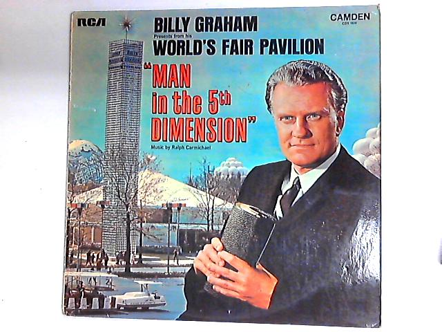 Man In The 5th Dimension LP By Billy Graham