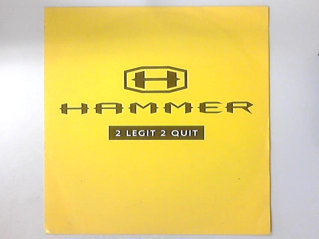 2 Legit 2 Quit by MC Hammer