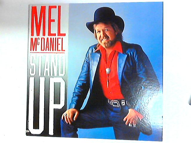 Stand Up LP by Mel McDaniel