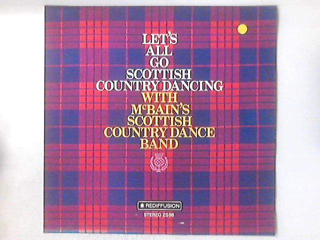 Let's All Go Scottish Country Dancing by McBain's Scottish Country Dance Band