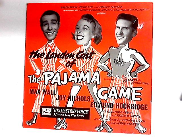 The Pajama Game LP By Richard Adler