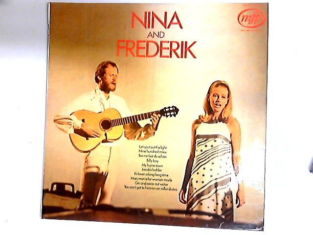 Nina And Frederik LP By Nina & Frederik