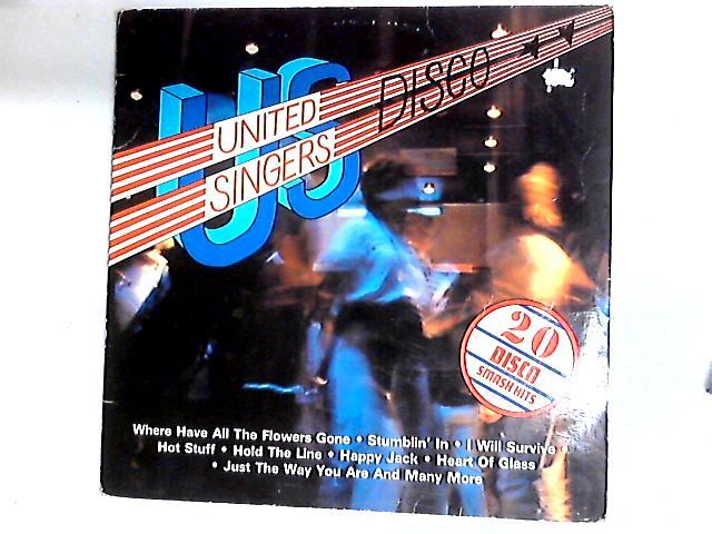 U.S. Disco 2 x LP By United Singers
