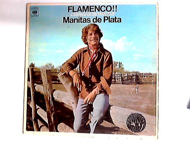 L'Espagne De Manitas LP by Manitas De Plata