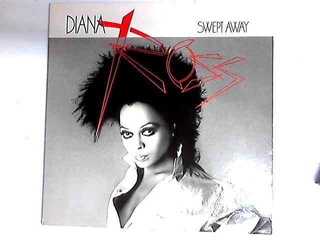 Swept Away LP Gat by Diana Ross