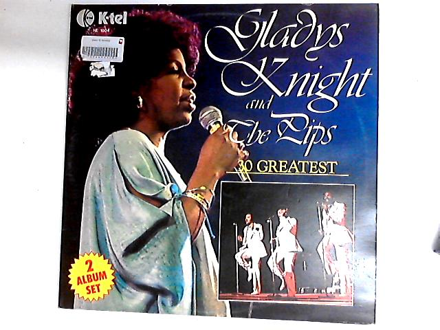 30 Greatest 2 x LP Comp Gat by Gladys Knight And The Pips
