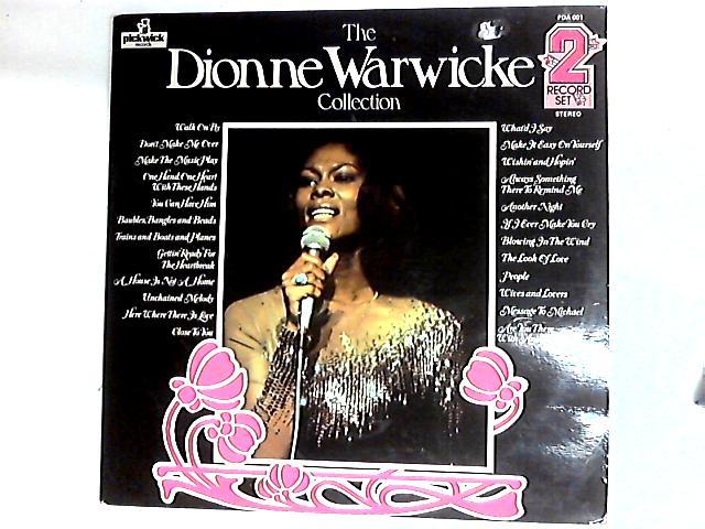 The Dionne Warwicke Collection 2 x LP comp Gat By Dionne Warwick