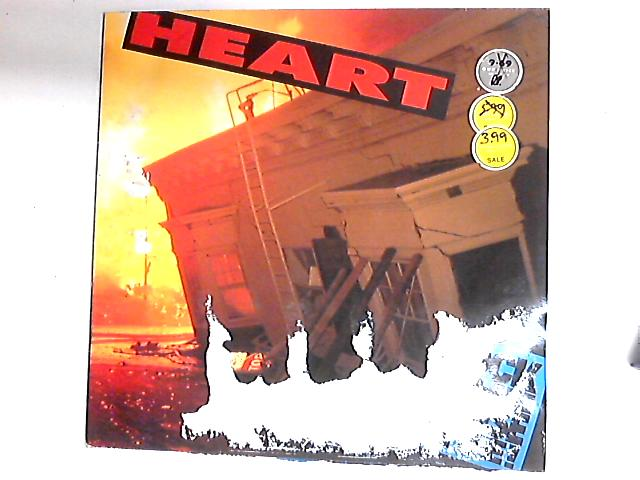 Rock The House Live! LP by Heart