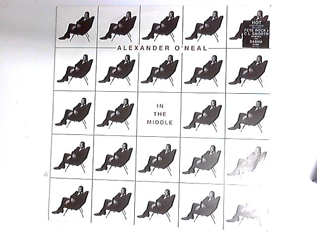 In The Middle 12in by Alexander O'Neal