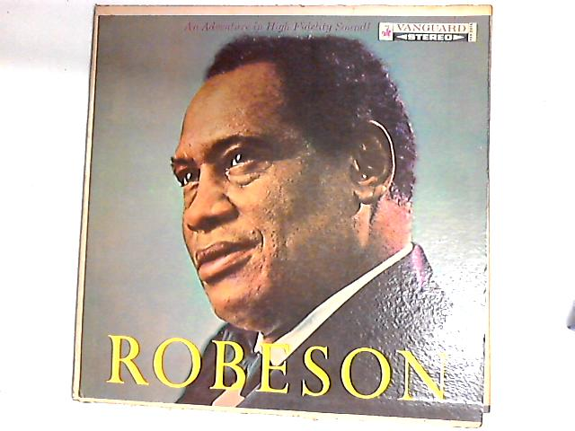 Robeson LP by Paul Robeson