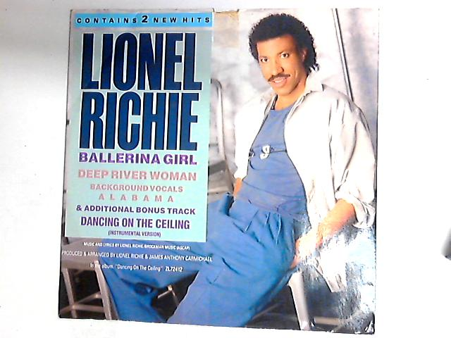 Ballerina Girl 12in by Lionel Richie
