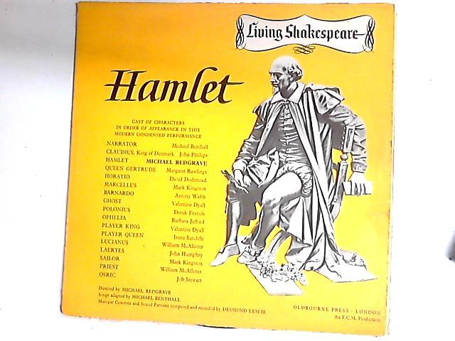 Living Shakespeare: Hamlet LP by Various