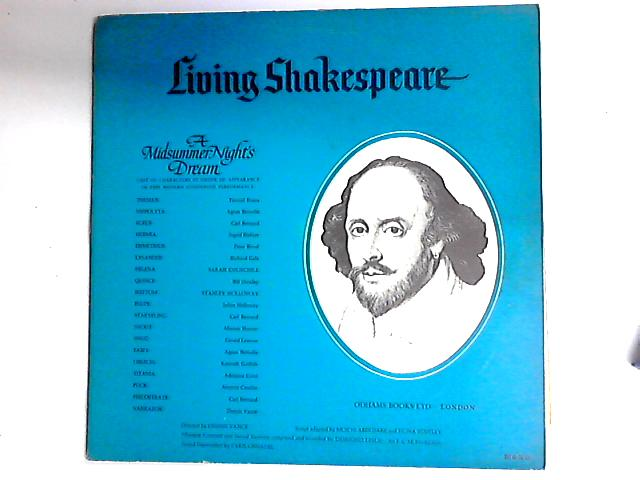 A Midsummer Night's Dream LP by William Shakespeare