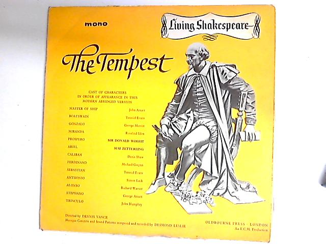 The Tempest LP by William Shakespeare