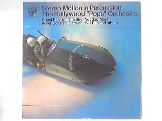 Stereo Motion In Percussion By Hollywood Pops Orchestra