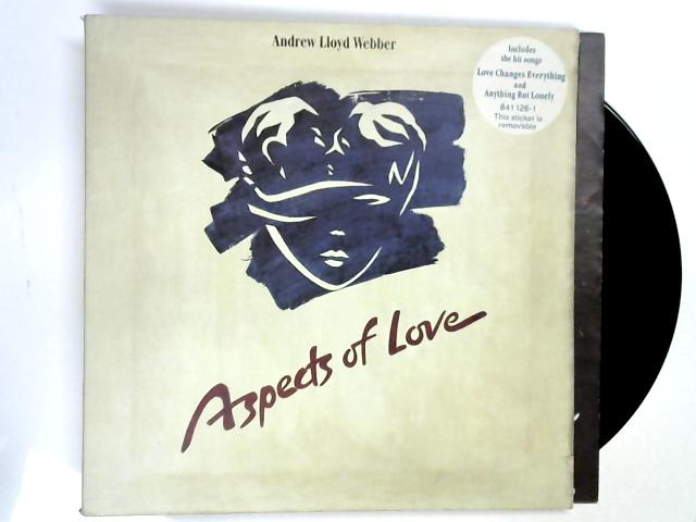 Aspects Of Love 2xLP by Andrew Lloyd Webber