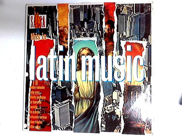 This Is Latin Music LP by Various