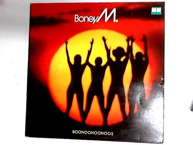 Boonoonoonoos LP by Boney M.