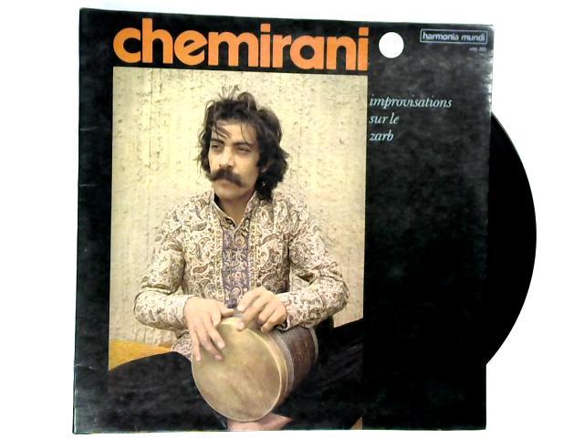 Improvisations Sur Le Zarb LP 1st by Djamchid Chemirani