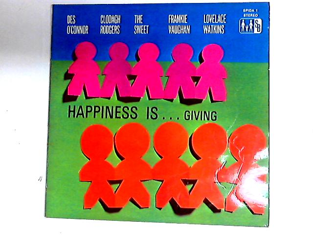 Happiness Is... Giving Comp by Various