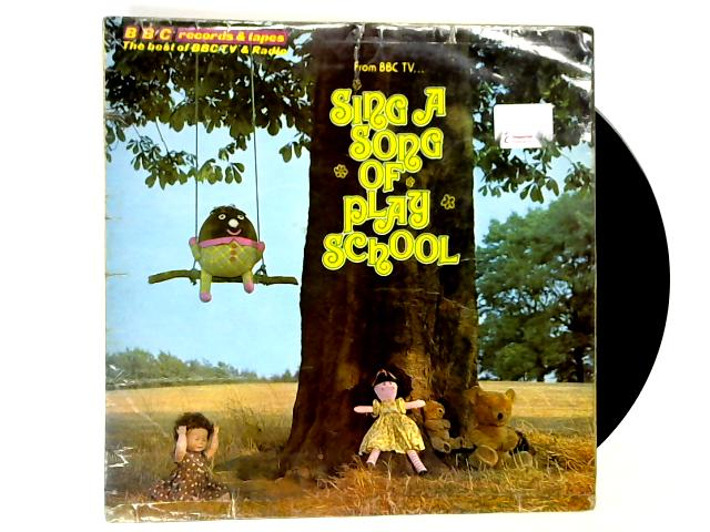 Sing A Song Of Play School LP 1st by Carol Chell