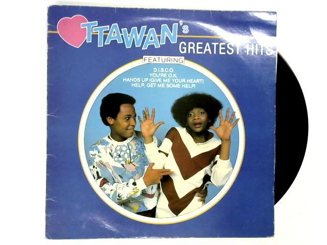 Greatest Hits LP by Ottawan