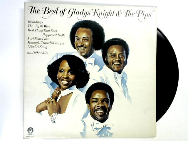 The Best Of LP 1st by Gladys Knight & The Pips