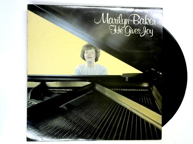 He Gives Joy LP by Marilyn Baker