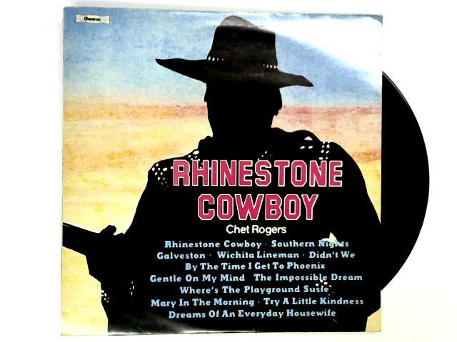 The Rhinestone Cowboy LP 1st by Chet Rogers