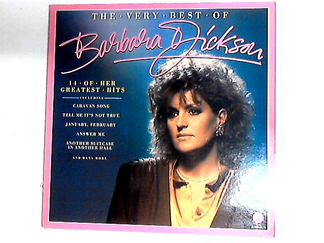 The Very Best Of Barbara Dickson Comp by Barbara Dickson