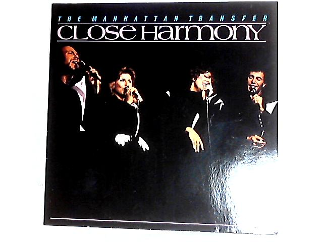 Close Harmony 2 x LP Comp Gat by The Manhattan Transfer