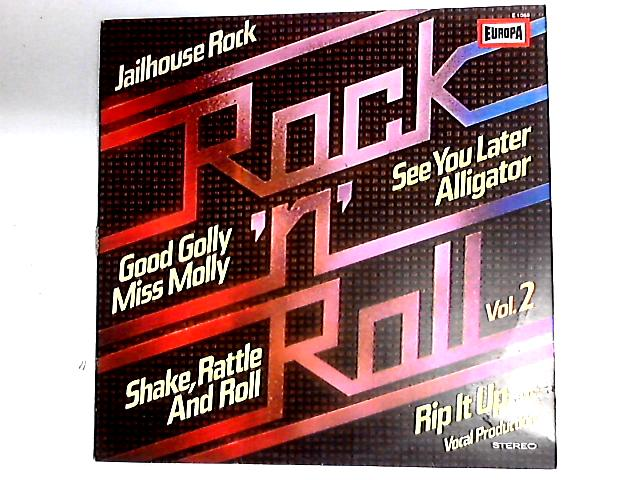 Rock 'N' Roll Vol. 2 Comp by The Air Mail
