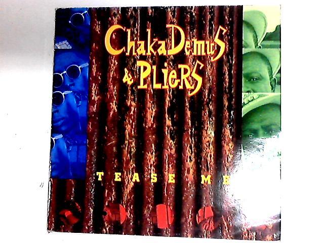 Tease Me 12in by Chaka Demus & Pliers