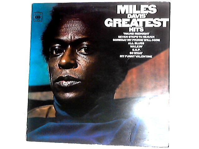 Miles Davis' Greatest Hits Comp by Miles Davis