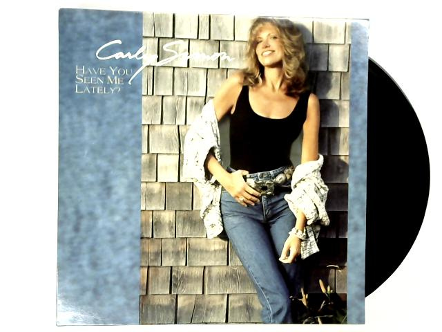 Have You Seen Me Lately? LP 1st by Carly Simon