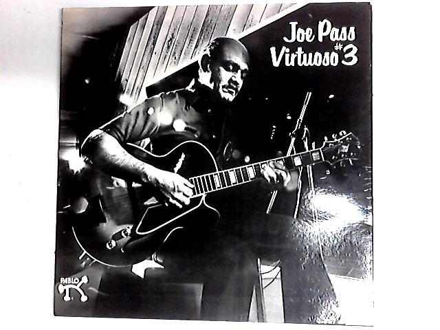 Virtuoso #3 LP Gat by Joe Pass