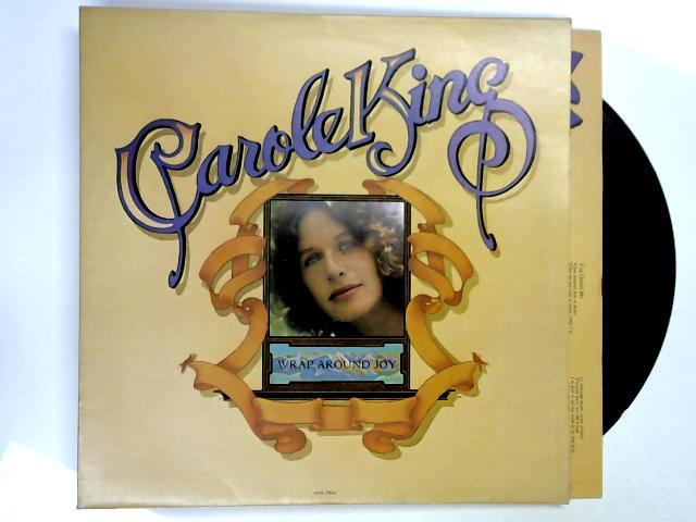 Wrap Around Joy LP 1st by Carole King