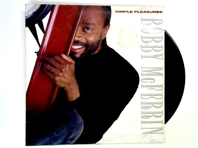Simple Pleasures LP 1st by Bobby McFerrin