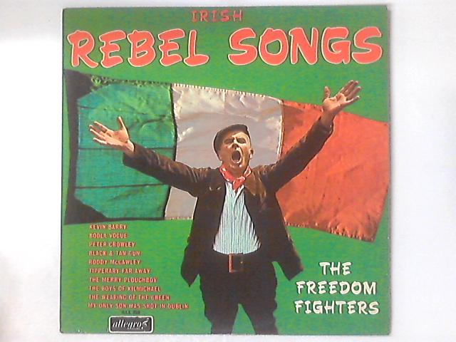 Irish Rebel Songs by The Freedom Fighters (2)