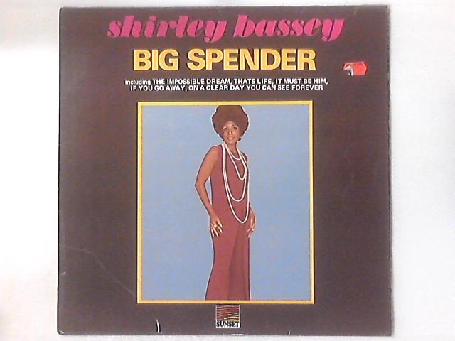 Big Spender by Shirley Bassey