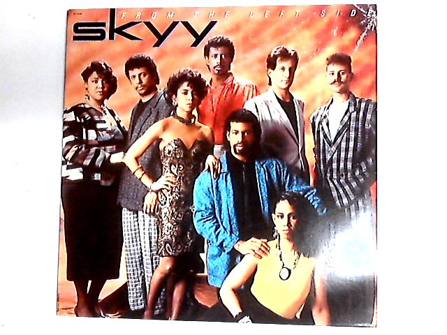 From The Left Side LP By Skyy