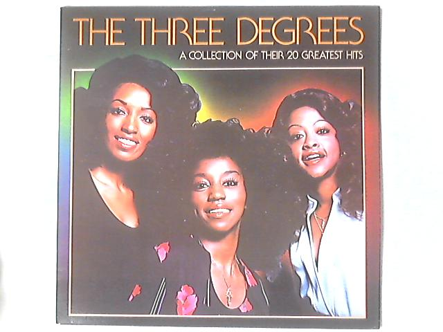 A Collection Of Their 20 Greatest Hits by The Three Degrees