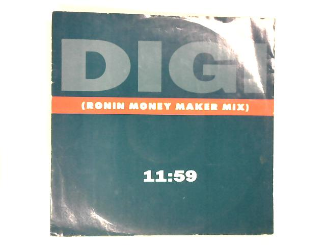 Digi (Ronin Money Maker Mix) 12in By 0.499305556