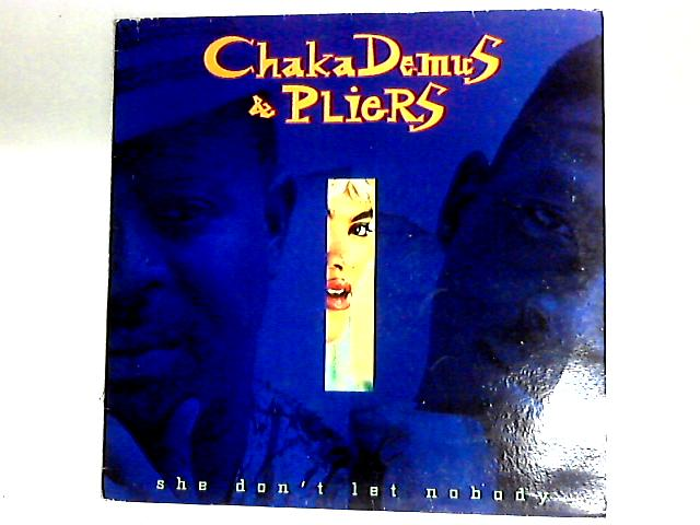 She Don't Let Nobody 12in By Chaka Demus & Pliers