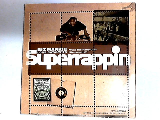 Turn Tha Party Out / Monumental 12in By Biz Markie