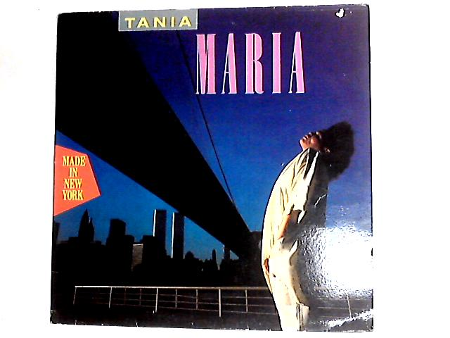 Made In New York LP By Tania Maria